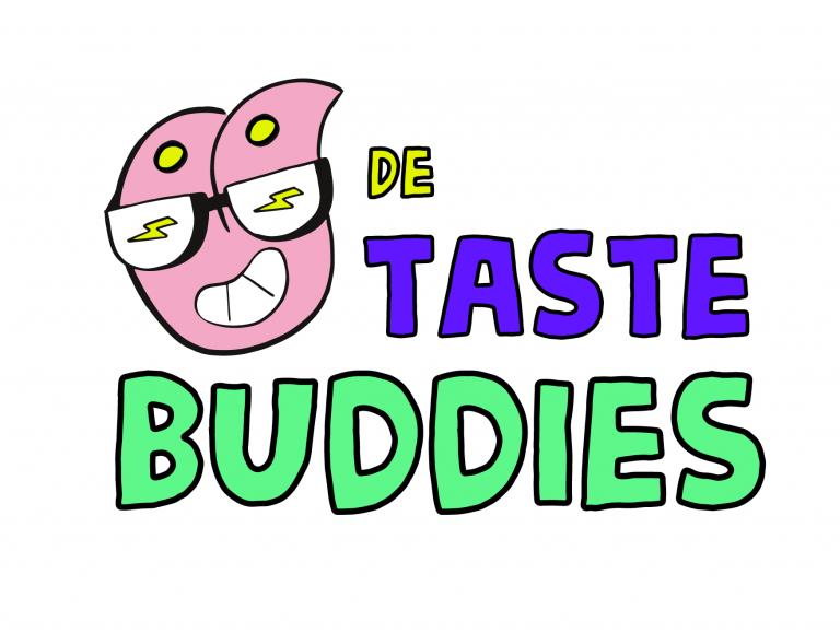 De Tastebuddies, we zijn eindelijk in de lucht!