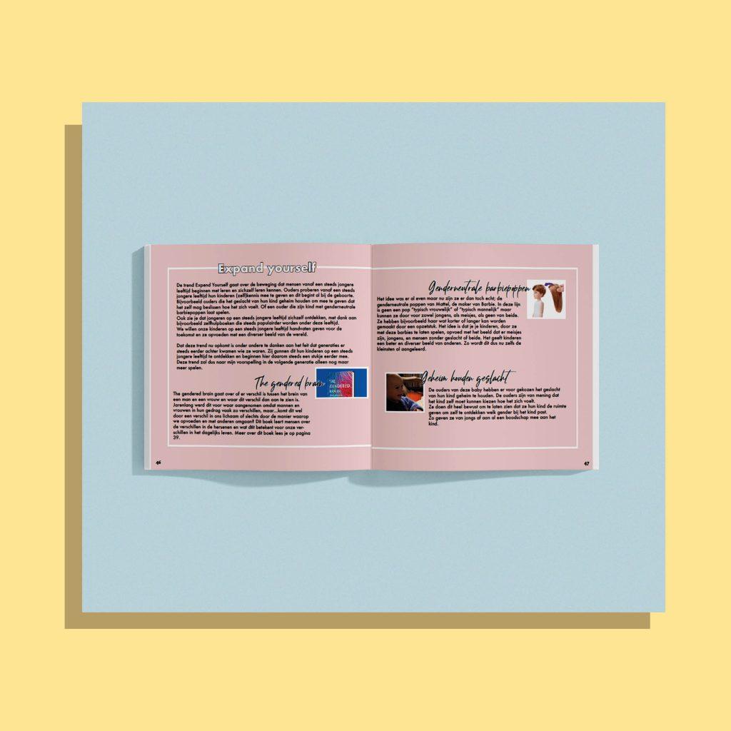 Trendboek gelijkheid en inclusie